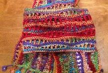 Crochet  |  Scarves, wraps and shawls / Wrap me up!