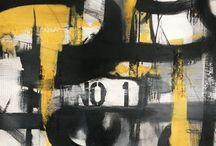 New York Stories / Art by Pauline Lindbergmixed media / acrylic / 3D canvas #paulinelindberg  #newyorkstories  #abstractart #contemporaryart #contemporary #expressionism #mixedmedia #abstractartist #abstract  #artwork #konst #artist #art