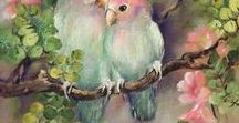 животные и птицы