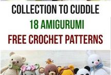 Crochet Amigurumi FREE Patterns / Adorable Free Amigurumi Crochet Patterns #crochet #amigurumi