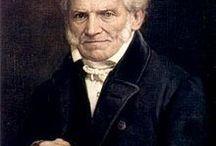 Arthur Schopenhauer / A fé e o saber não se dão bem dentro da mesma cabeça: são como o lobo e o cordeiro dentro de uma jaula; e o saber é justamente o lobo, que ameaça devorar seu vizinho. O saber é feito de uma matéria mais dura do que a fé, de modo que, quando colidem, a última se quebra.  (Arthur Schopenhauer)