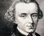 Immanuel Kant / Age de modo que consideres a humanidade tanto na tua pessoa quanto na de qualquer outro, e sempre como objetivo, nunca como simples meio.  (Immanuel Kant)