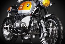 Bmw cafe racer & BMW RnineT