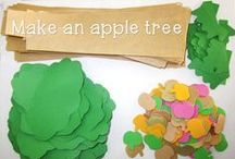 Craft Ideas for the Classroom / I like to make my own resources for teaching craft. My favorite item is foam sheets and foam cut-outs! Its soft, yet durable and so many colors!