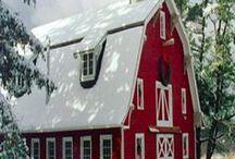 Beautiful Barns / by Patty Austin