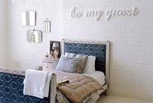 Guest Room Ideas / I want to turn the second bedroom into an actual bedroom...eventually