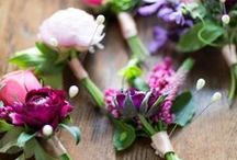 3. Boutonniere's and Corsages