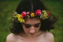 4. Flowers in Her Hair