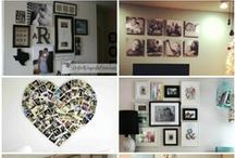How to dress up your walls / by Whimsy & Style