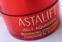 Astalift Jelly Aquarysta Rejuvenating Concentrate Review / by Helen Nguyen
