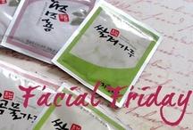 Facial Friday: Jayeonmaeul Premium 9 Cereals Powder Mask Pack  / #skincare #beauty #facial #mask #tips #asianskincare #asian #howto #diy #natural / by Helen Nguyen