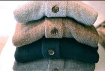 jackets & sweaters / by Niah