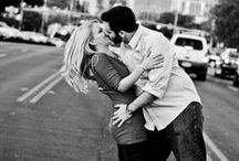 Engagement Photo Ideas / Creative engagement photo shoots and ideas / by Valerie Goettsch