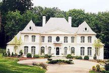 dream house / by Olivia Myszewski
