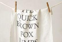 Print, print, print lots of lovely things. / by Jenna Bainbridge