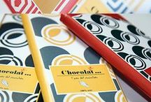 Chocolate / #chocolate #packaging