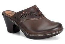 My Favorite Clogs / Find your favorite pair of clogs at MyFavoriteShoeStore.com.  / by MyFavoriteShoeStore.com®