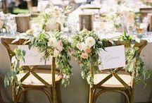 7. Chair Flowers