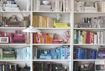 Bookshelves / bookshelves, home