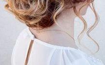 cabelos e estilo / Quando a beleza passa pela cabeça... é bom estilizar o cabelo! Sugestões simples de fazer, experimente! se precisar de ajuda, um convite às amigas e na brincadeira e ajuda, com certeza, todas vão ficar maravilhosas!