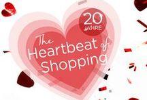 Geburtstagsangebote im Juni  - The Heartbeat of Shopping / 20 Jahre QVC Deutschland: Das feiern wir gebührend!  Jeden Monat neu mit speziell ausgewählten Geburtstagsangeboten zu einem herausragend günstigen Preis. #20JahreQVC #HeartbeatofShopping