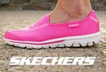 SKECHERS Schuhe - damit liegst du im Trend / Farbigmodische Designs und dabei auch noch super bequem! Die Modelle des amerikanischen Schuhherstellers SKECHERS bestechen mit sportlichen Looks und ultra-gemütlichem Tragekomfort. Hol dir für deinen Alltag diese Schuhe hier bei QVC zu besonderen Preisen.