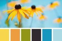 Summer Wedding Color Palette