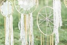 Bohemian Wedding Ideas / ideas and inspiration for a bohemian wedding