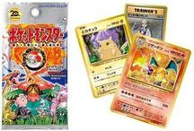 Pokémon Card Game (Japanese Version) / Japanese version of Pokémon Card Game. Rare and limited edition.