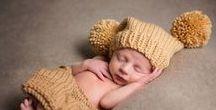 Newborn Photography / Newborn photoshoots. Baby photography.