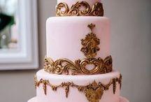 Yummy Wedding Cakes / Wedding cake inspiration from weddings & events I've photographed.