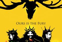 Baratheon / Ours is the fury