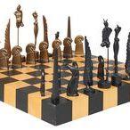 Schach / Schachfiguren, Chessmen