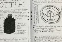 Grimories/BoS / Awesome pages from Books of Shadows and Grimories!✨