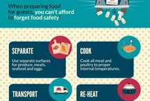 Wedding Food Safety / Simple tips to keep food allergens and food poisoning from crashing your wedding.