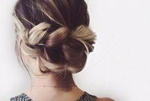::Hair-Do:: / pretty hair do's you can try at home  / by Nathalia | The Key Item