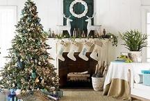 Christmas / by Georgica Pond Interiors by Mel H
