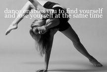 when you feel sad..dance (: / by Kimberlee Smith
