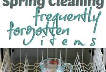 Cleaning&Organization / by Kimberlee Smith