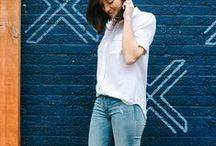 Styld.by You / Gap outfits as worn and styled by you.