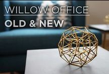 Willow's Space / Our recent office remodel