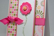 Pretty Papers / Card Making / by Renee Branchik