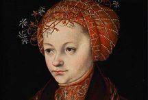Art of Lucas Cranach the Elder (1472–1553) and Younger (1515-1586) / by Leslie Greene
