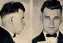Images of John Dillinger / by Leslie Greene