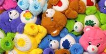 Meet the Care Bears / The Care Bears was originally introduced in 1983 to caring fans everywhere.   Care Bears is a brand with heart.  Core attributes include wholesome values like caring, sharing, love, kindness and cheer.  Visit us at www.carebears.com