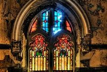 Windows / by Barbara Courtney