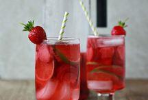 Summer drinks - aka Sangria