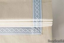 Window Treatments / by Georgica Pond Interiors by Mel H