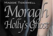My Books - Moragh, Holly's Ghost