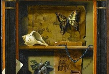 Assemblage Art, Alters and Reliquaries / by Mishele DuPree Winter